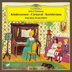 <CD> ケンプ / シューマン:謝肉祭、子供の情景、クライスレリアーナ