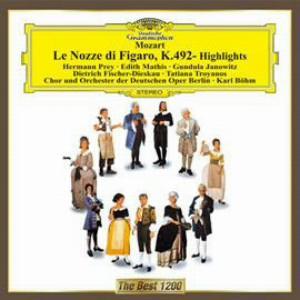 <CD> ベーム / モーツァルト:歌劇「フィガロの結婚」ハイライト