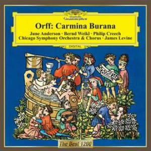 <CD> レヴァイン / オルフ:カルミナ・ブラーナ