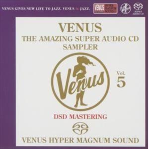 <CD> アメイジング・ヴィーナスSACDスーパー・サンプラーVOL.5