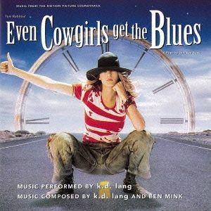 <CD> カウガール・ブルース(オリジナルサウンドトラック)