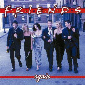 <CD> フレンズ・アゲイン オリジナル・サウンドトラック