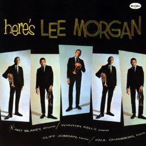<CD> リー・モーガン / ヒアズ・リー・モーガン