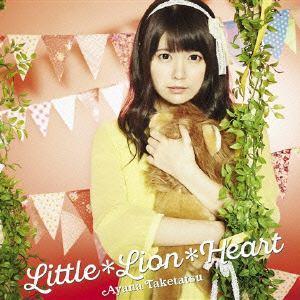 <CD> 竹達彩奈 / TVアニメ「ランス・アンド・マスクス」エンディング主題歌 Little*Lion*Heart(初回限定盤)(DVD付)
