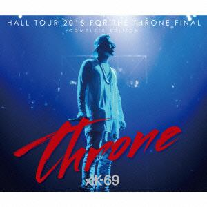 <CD> AK-69 / HALL TOUR 2015 FOR THE THRONE FINAL-COMPLETE EDITION-(DVD付)