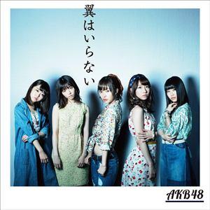 <CD> AKB48 / 翼はいらない(Type B)(初回限定盤)(DVD付)