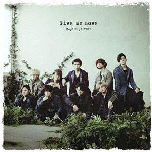 <CD> Hey!Say!JUMP / Give Me Love(通常盤/初回プレス)