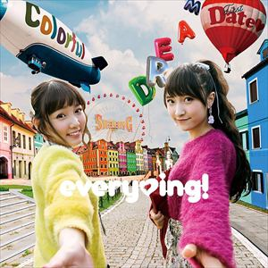 <CD> everying! / Colorful Shining Dream First Date(初回限定盤)(DVD付)