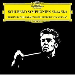 <CD> カラヤン / シューベルト:交響曲第8番「未完成」第9番「ザ・グレイト」