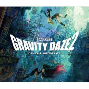 <CD> GRAVITY DAZE 2 オリジナルサウンドトラック