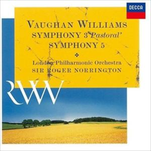 <CD> ノリントン / ウィリアムズ:交響曲第5番・田園交響曲(第3番)