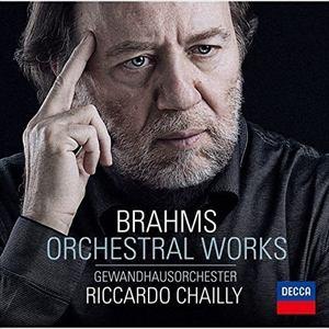 <CD> シャイー / ブラームス:管弦楽作品集