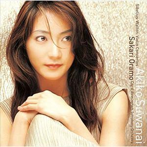 <CD> 諏訪内晶子 / シベリウス/ウォルトン:ヴァイオリン協奏曲