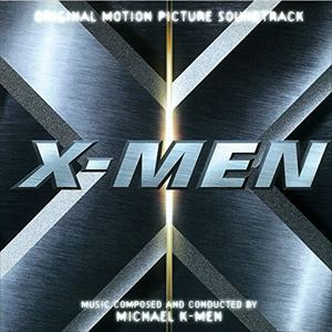 <CD> 「X-メン」オリジナル・サウンドトラック