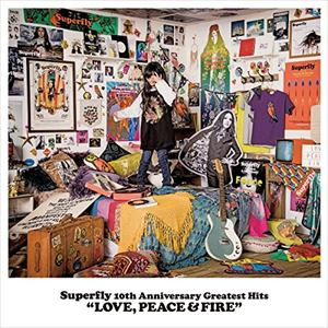 <CD> Superfly / LOVE,PEACE&FIRE(初回限定盤)