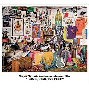 <CD> Superfly / LOVE,PEACE&FIRE(通常盤)