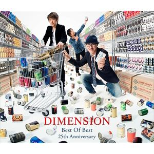 <CD> DIMENSION / Best Of Best 1992~2017