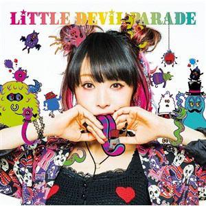 <CD> LiSA / LiTTLE DEViL PARADE(初回生産限定盤)(Blu-ray Disc付)