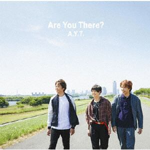 【発売日翌日以降お届け】<CD> A.Y.T./Hey!Say!JUMP / Are You There?/Precious Girl(初回限定盤2)(DVD付)