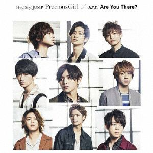 <CD> Hey!Say!JUMP/A.Y.T. / Precious Girl/Are You There?(通常盤)