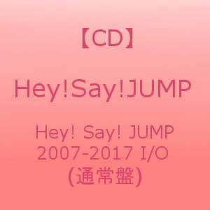 <CD> Hey!Say!JUMP / Hey! Say! JUMP 2007-2017 I/O(通常盤)