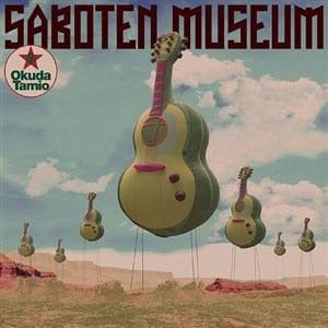 <CD> 奥田民生 / Saboten Museum