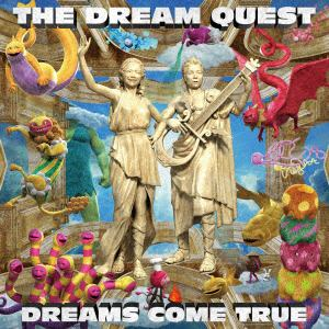 <CD> DREAMS COME TRUE / THE DREAM QUEST