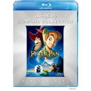 <BLU-R> ピーター・パン ダイヤモンド・コレクション ブルーレイ+DVDセット