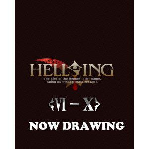 <BLU-R> HELLSING OVA Ⅵ-Ⅹ Blu-ray BOX