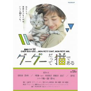 <BLU-R> 連続ドラマW グーグーだって猫である Blu-ray BOX