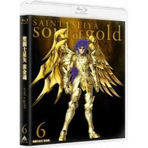 <BLU-R> 聖闘士星矢 黄金魂 -soul of gold- 6(特装限定版)