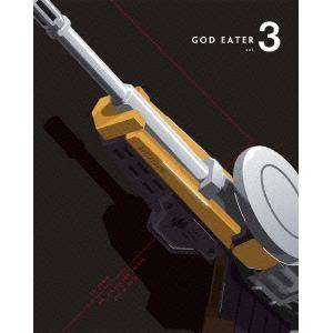 <BLU-R> GOD EATER vol.3(特装限定版)