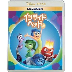 <BLU-R> インサイド・ヘッド MovieNEX ブルーレイ+DVDセット