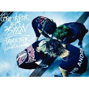 "<DVD> ONE OK ROCK / ONE OK ROCK 2015 ""35xxxv"" JAPAN TOUR LIVE&DOCUMENTARY"