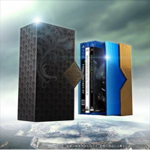 <BLU-R> Film Collections Box FINAL FANTASY XV PlayStation(R)4 「FINAL FANTASY XV」ゲームディスク付き 【数量限定生産版】
