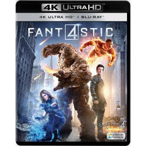 <4K ULTRA HD> ファンタスティック・フォー<4K ULTRA HD + 2Dブルーレイ>