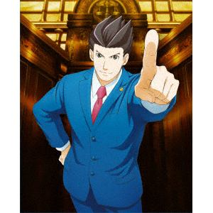 <BLU-R> 逆転裁判~その「真実」、異議あり!~ Blu-ray BOX Vol.1(完全生産限定版)