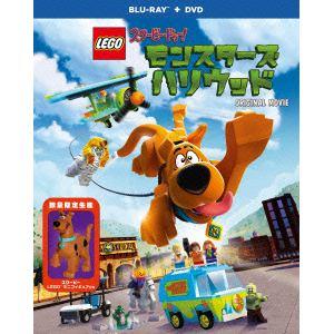 <BLU-R> LEGO スクービー・ドゥー:モンスターズ・ハリウッド ブルーレイ&DVDセット スクービー ミニフィギュア付き【数量限定生産】