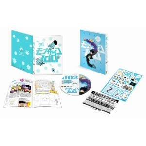 <DVD> モブサイコ100 vol.002(初回仕様版)