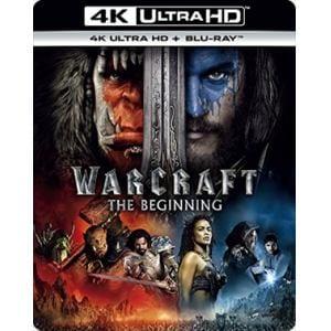 <4K ULTRA HD> ウォークラフト(4K ULTRA HD+ブルーレイ)