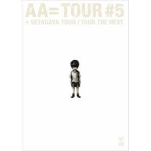<DVD> AA= / TOUR#5(初回限定盤)