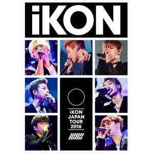<DVD> iKON / iKON JAPAN TOUR 2016