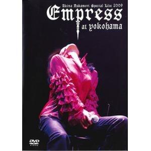 <DVD> 中森明菜 / Akina Nakamori Special Live 2009 Empress at Yokohama