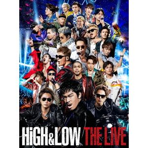 <DVD> HiGH & LOW THE LIVE(初回生産限定盤)