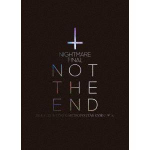 <DVD> NIGHTMARE / NIGHTMARE 東京体育館ラストライブ(初回生産限定盤)
