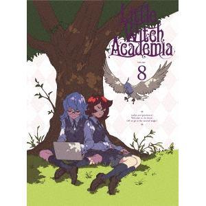 <BLU-R> リトルウィッチアカデミア Vol.8