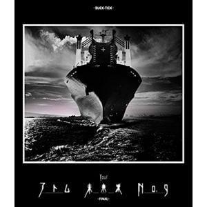 <BLU-R> BUCK-TICK / TOUR アトム 未来派 No.9 -FINAL-(通常盤)