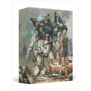 <BLU-R> 新機動戦記ガンダムW Blu-ray Box 1(特装限定版)