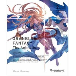 <BLU-R> GRANBLUE FANTASY The Animation 2(完全生産限定版)