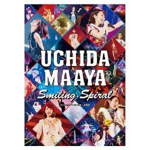 <BLU-R> UCHIDA MAAYA 2nd LIVE『Smiling Spiral』